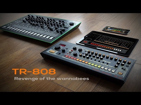 Roland TR-808 - Revenge Of The Wannabees