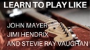 Guitar Courses on JamieHarrisonGuitar - Introduction and What to Expect