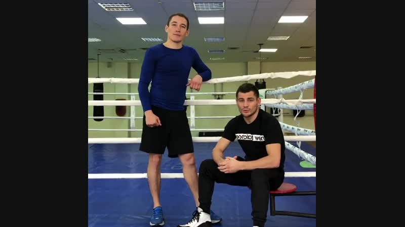 Олег Малиновський та Денис Берiнчик запрошують на вечiр боксу K2 Promotions 22 грудня у ТРЦ Термінал (Бровари) 🥊