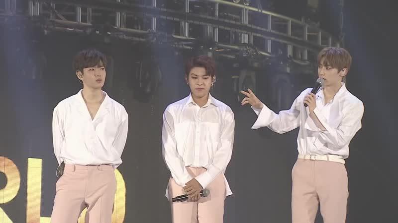 [BLURAY] WANNA ONE WORLD TOUR - ONE_ THE WORLD IN SEOUL