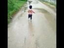дождь_и_сидеть_дома_нет_не_слышали😁сладкая_моя_доча😘