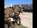Огневая подготовка разведчиков КМП FORECON