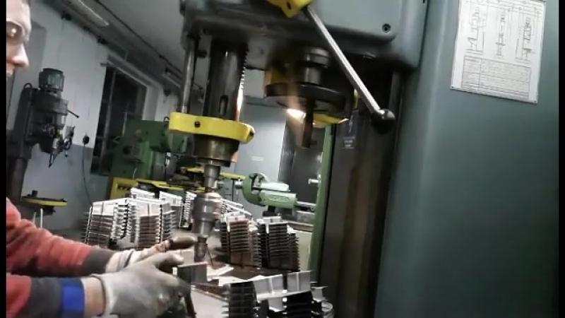 Нарізка металевих частин - Wolsztyn