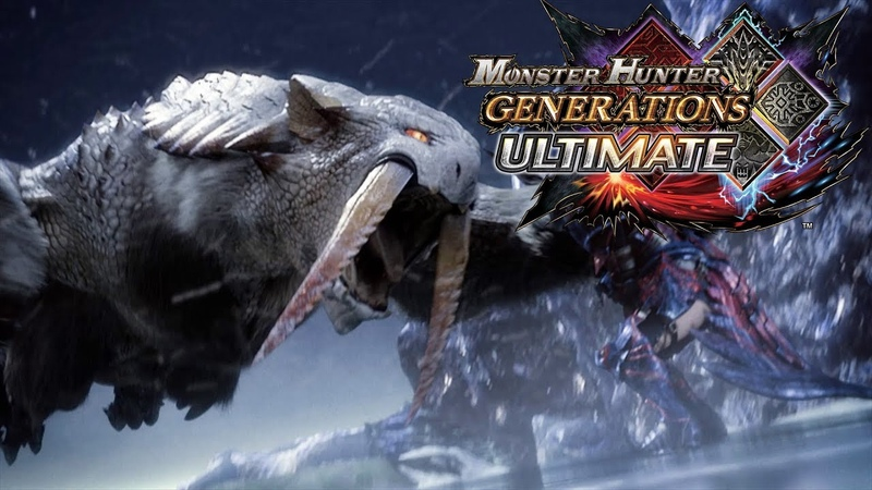 Monster Hunter Generations Ultimate (Opening Cinematic)