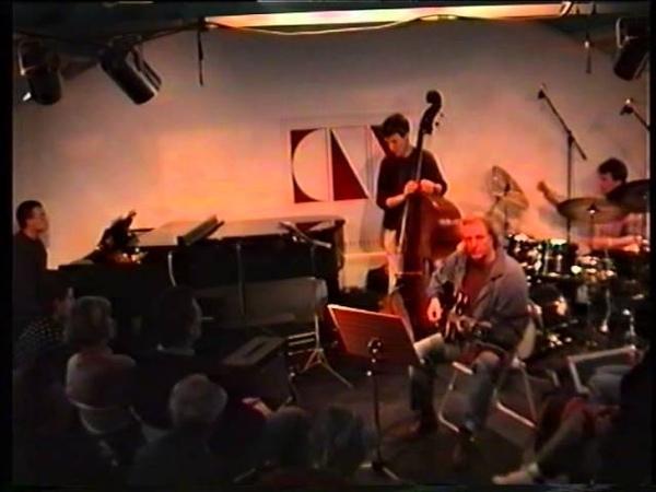 Wim Overgaauw Quartet - live at CNM