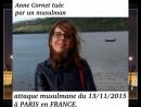 MEMORIAL aux morts français de la guerre 1995 - 20??, sonnerie aux morts