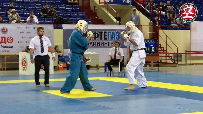 270 ед. Махмудов vs Ходаковский