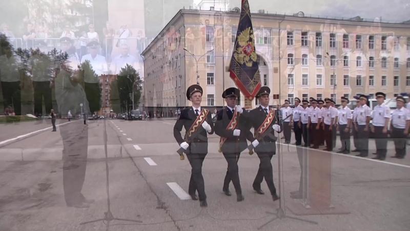 97 лет органам внутренних дел Республики Коми. Гарнизонный строевой смотр