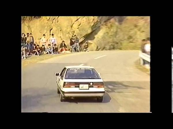1988 鋸山ヒルクライム