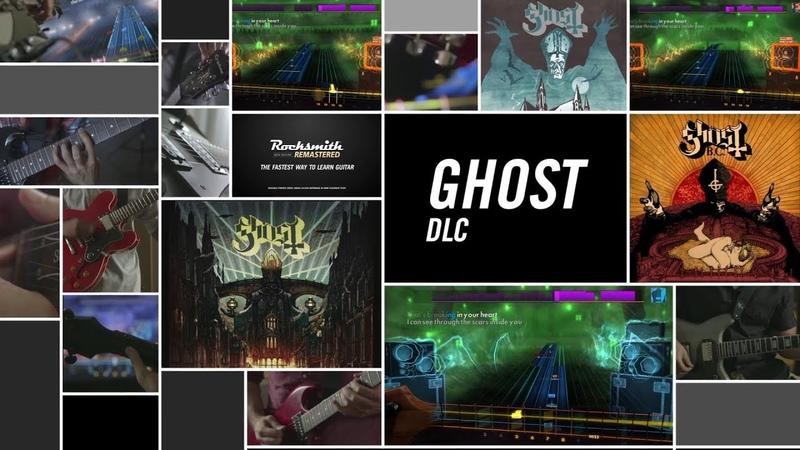 Ghost Rocksmith 2014 Edition Remastered DLC