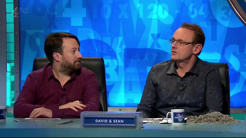 8 out of 10 Cats does Countdown S06E01 (09.01.2015)