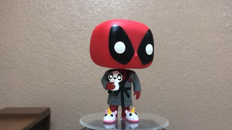 Deadpool FunkoPop Geek-collector