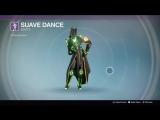 Destiny_20180127 WARLOCK . SUAVE DANCE .