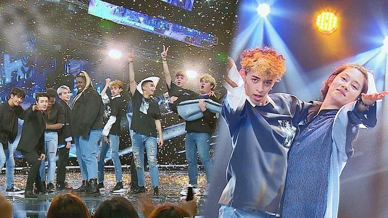 [DERAM STAGE] 슈퍼주니어(Super Junior)x프랑스 대표팀 U♪ 널 내꺼로 만들 거야~ 스테이지 K(STAGE K) 35