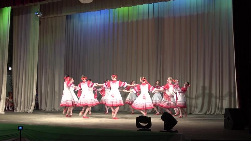 Девичий перепляс - Концерт Дорога к танцу 22.04.18г.