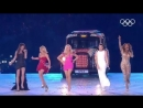 Spice Girls, Лондон-2012