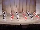 SPANISH DANCE. MOSCOW. Испанский танец Арагонская хота