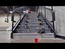 Ping Pong Trick Shots 4 Dude Perfect