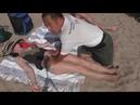 релакс массаж на берегу моря йога массаж Расслабляющий массаж