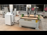 Saudi Arabia Double heads wood cutting machine