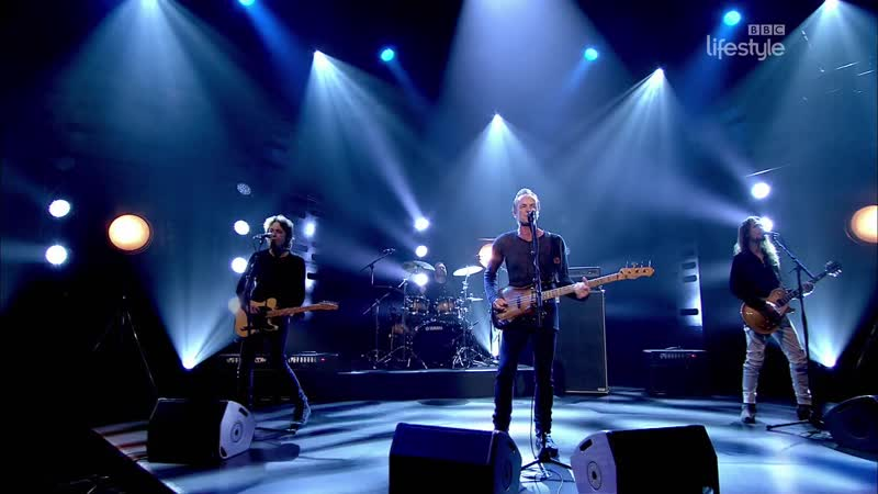 Sting - I Can't Stop Thinking About You (The Graham Norton Show 20-06 - 2016-11-04)