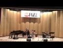 Мария Ковалева Александр Никаноров - Girl from Ipanema - Gnesin Jazz Voice 2019