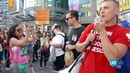 Nudity, public sex acts, la tapette  Trudeau au 2016 Toronto Pride Parade