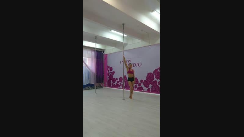 Pole dance 💃 🤸♀️ 💪 ♥️