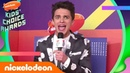 Brent Rivera Battles Annie LeBlanc Jayden Bartels on Orange Carpet 2019 Kids' Choice Awards
