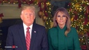 President Trump & First Lady Melania Trump's 2018 Christmas Message. Dec 25, 2018. White House.