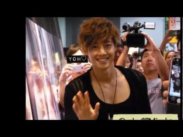 KIM HYUN JOONG WHEN I SEE YOU SMILE