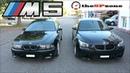 BMW M5 Exhaust Sound Compilation - E39 / E60