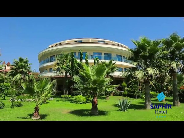 SAPHIR HOTEL 4 * (Турция, Инжекум - Алания)