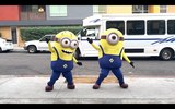 Minions Whip Nae Nae Dance (Watch Me) Hit The Quan Dance Next! #HitTheQuanChallenge