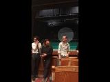 Public talk с Rimini Protokoll