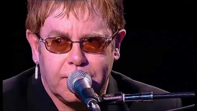 Elton John - Don't Let The Sun Go Down On Me ( Live at the Royal Opera House - 2002) HD