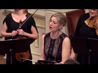 Handel- Lascia chio pianga (Rinaldo); Voices of Music with Kirsten Blaise, soprano