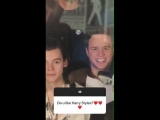 IG Olly Murs responding to a fans question of Do you like Harry Styles -