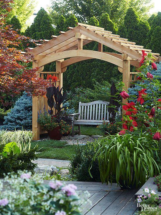#пергола #сад #garden
