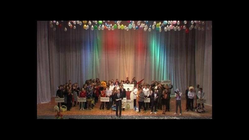Фестиваль творчества первокурсников 2015