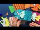 Забавные рыбки-гармошки