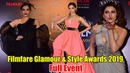 Filmfare Glamour Style Awards 2019 Full Event Deepika Sonam Kajol Rekha And Many