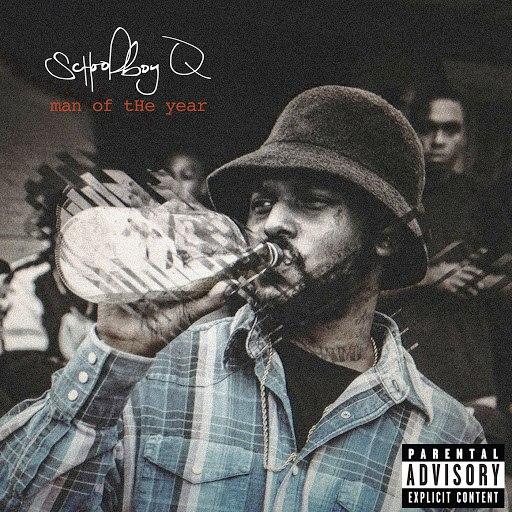 ScHoolboy Q альбом Man Of The Year