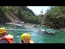 Черногория 2018рафтинг река Тара 7