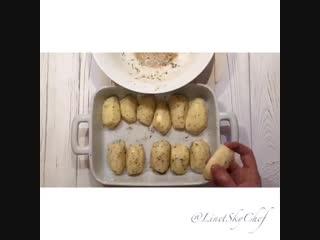 Картошка под парусами