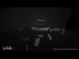 Как называется винтовка? - World War 3