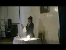 Отрывок спектакля Сны о Есенине №2