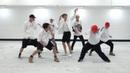 20160513 BTS 'FIRE' mirrored Dance Practice