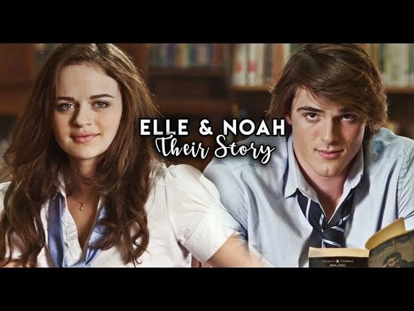 Noah Elle | Their Story [The Kissing Booth]