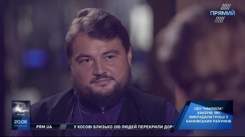 Кисельов Авторське. Гість програми Олександр Драбинко. Ефір від 9 вересня 2018 року